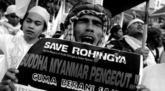 Rohingya Muslim Insurgency