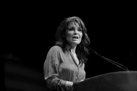 Sarah Palin Condemns Atheists