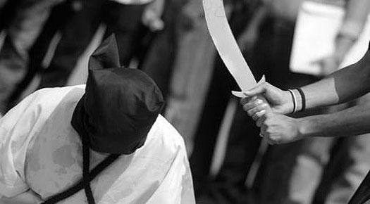 Saudi Recruit Executioners