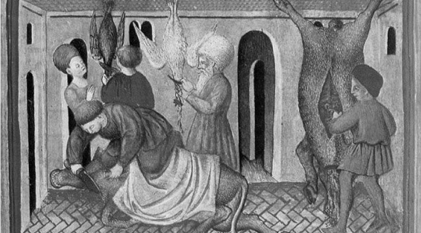 Ritualistic Kosher Slaughter