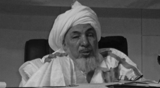 Sheikh Bayyah