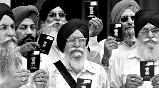Sikhs Leaving Pakistan