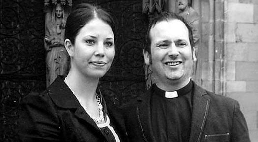 Stephen Vincent and Wife