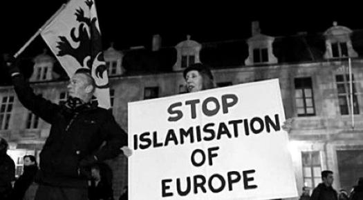 Stop Islamation Europe