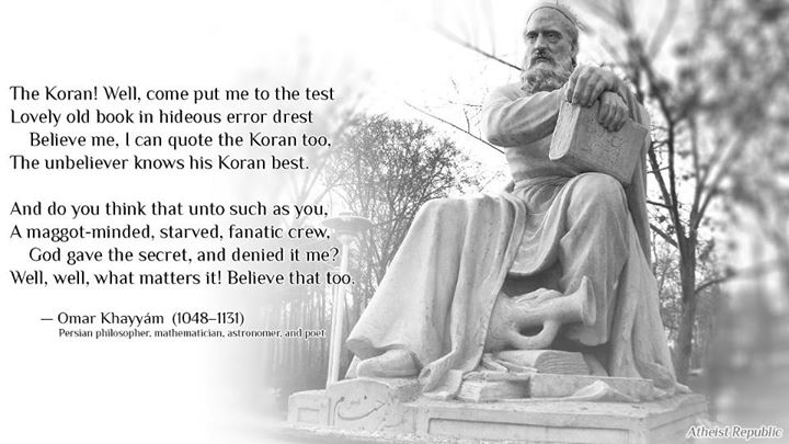 The Koran - Omar Khayyam