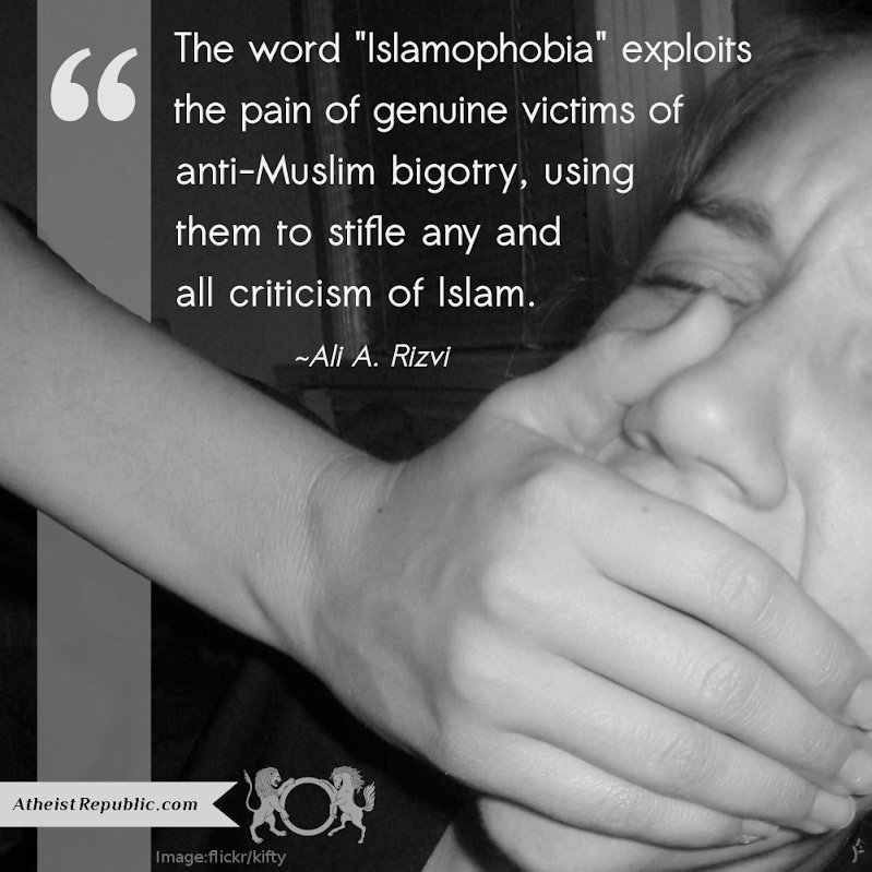 The Word Islamophobia