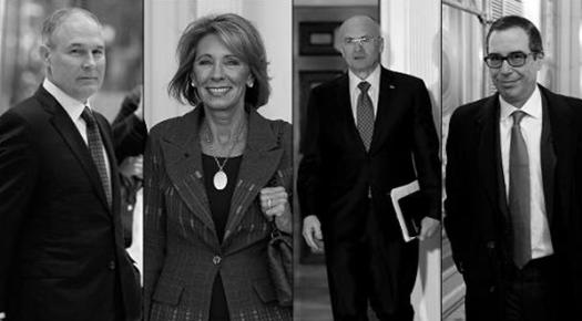 Trump Cabinet Picks