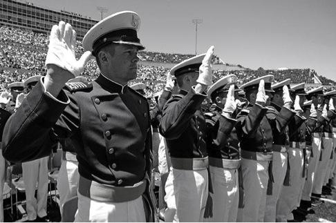 USAF Academy Cadet Oath