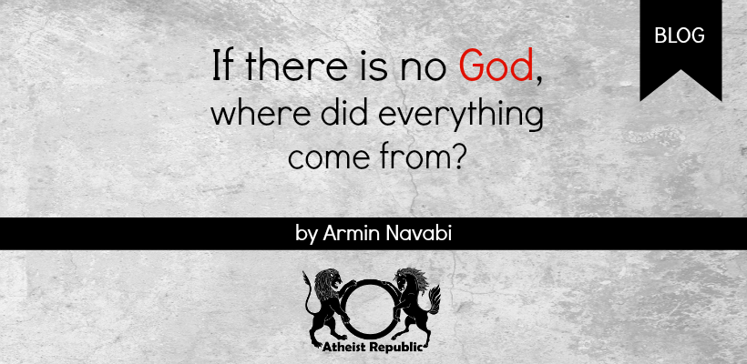 a discussion on the existence of god