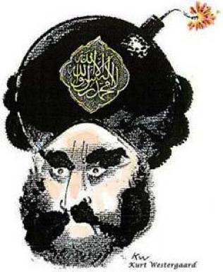 Prophet Muhammad Cartoon