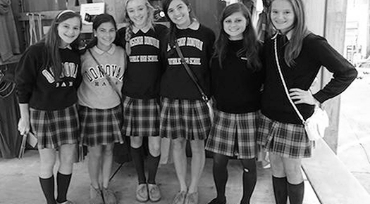 San Diego Catholic School Bans Girls Skirts