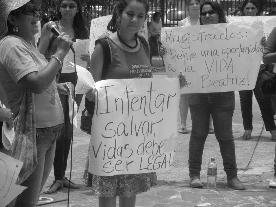 Woman Refused Abortion - El Salvador