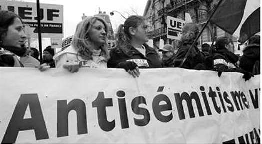 Anti­Semitic France