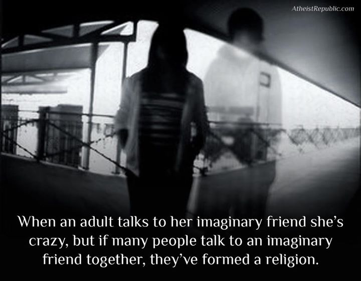 Imaginary Friend - Religion