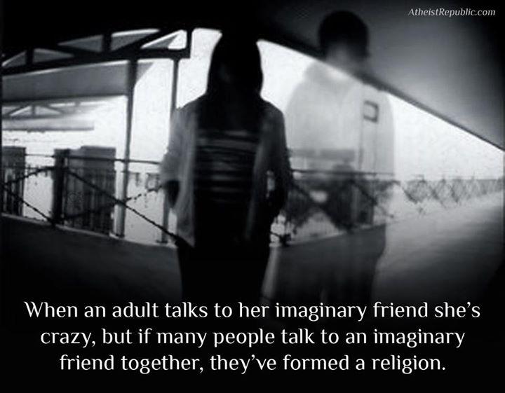 Imaginary Friend - Religion
