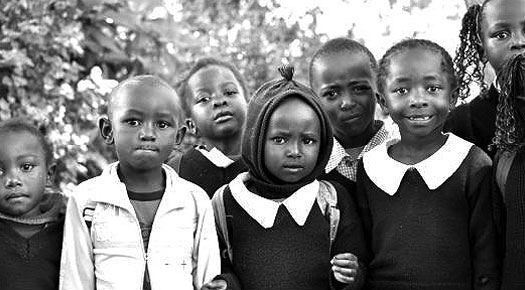 Kenyan Orphans