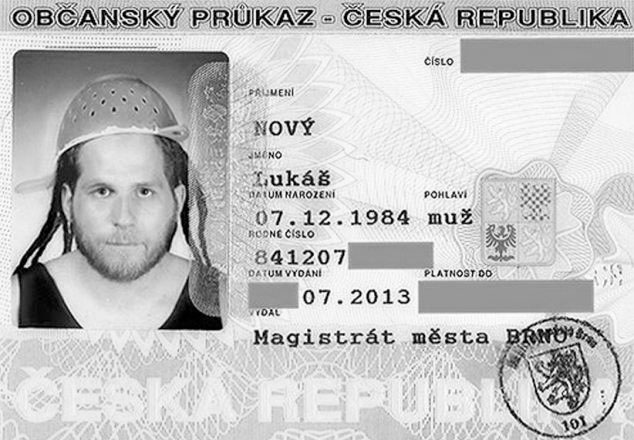 Lukas Novys ID