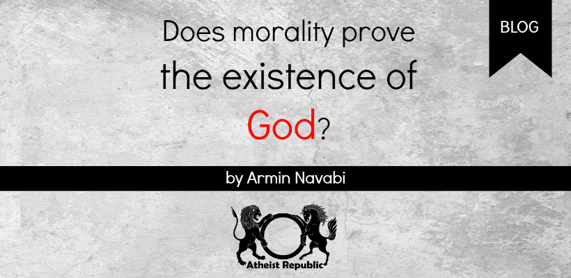 an arguement on existence of god