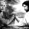 Einstein and Jesus