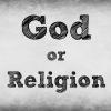 God or Religion
