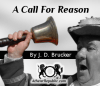 A Call For Reason