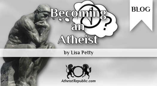 Becoming an Atheist - Lisa Petty