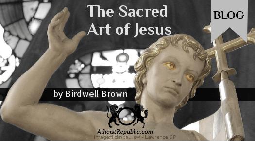 The Sacred Art of Jesus