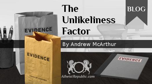 The Unlikeliness Factor