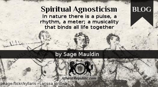 Spiritual Agnosticism