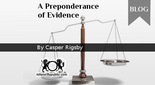 A Preponderance of Evidencecas