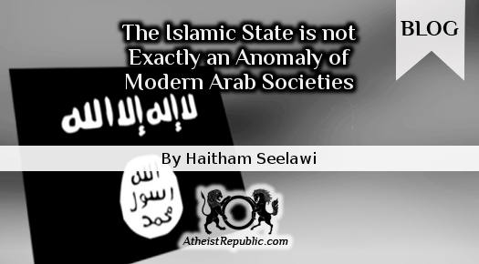 Anomaly of Modern Arab Societies