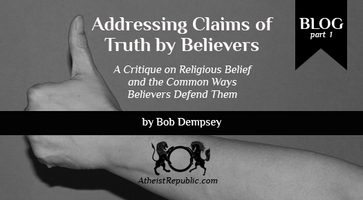 Addressing Claims of Truth by Believers