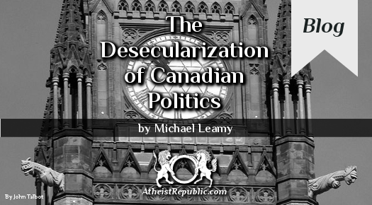 Desecularization of Canadian Politics