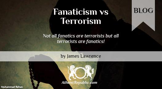 Fanaticism vs Terrorism