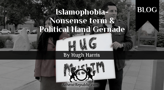 Nonsense term & Political Hand Grenade