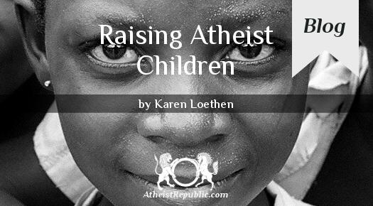 Raising Atheist Children