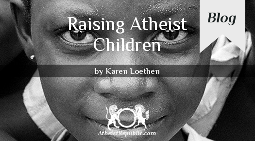 Raising Atheist Children