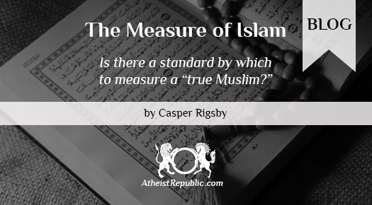 The Measure of Islam