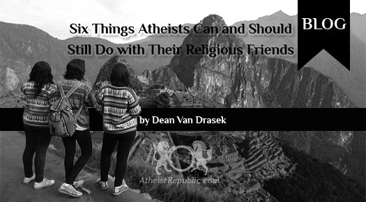 6 Things Atheist can do