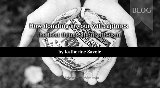 Donating in your Will