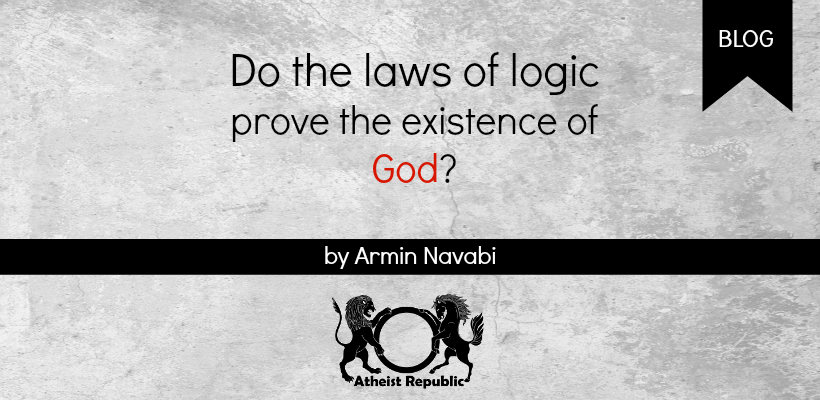 Logic Laws Prove God Existence
