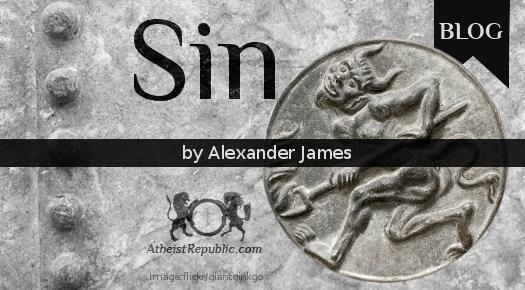 Sin - by Alexander James