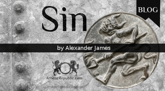 Sin - by Alexander James