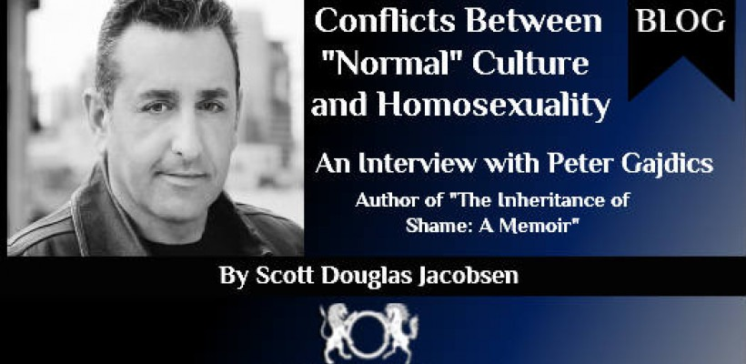 "Conflicts Between ""Normal"" Culture And Homosexuality"