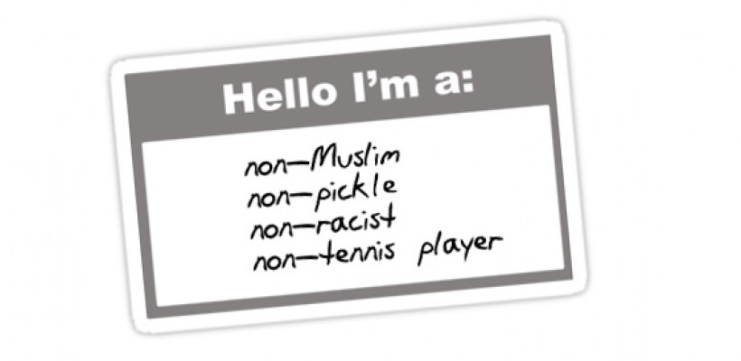"""Why I am not a """"Non-Muslim"""""""