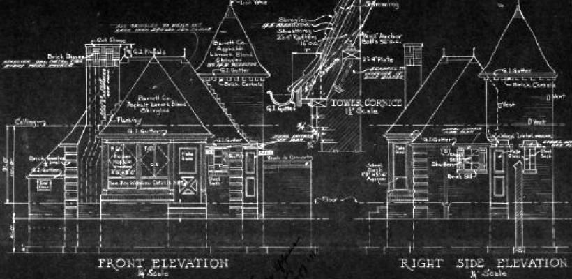 Engineer Blueprints