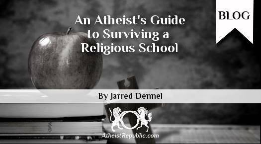 Atheist Guide to Surviving a Religious School