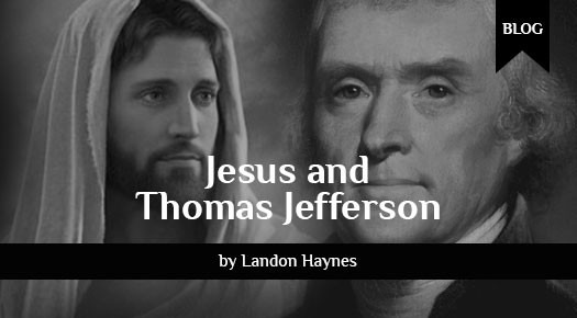 Jesus and Thomas Jefferson