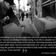 You are not inherently evil