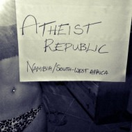 From Nambia, South West Africa